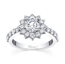 sunflower engagement ring starnish halo engagement ring 7812lw from our starnish