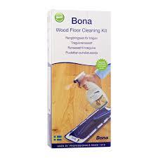 bona wood floor cleaning kit 3pcs from redmart