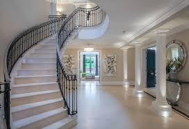 stone staircases by an expert staircase designer ian knapper