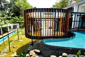Backyard Screen House by Gallery Of Screen House K2ld Architects 17