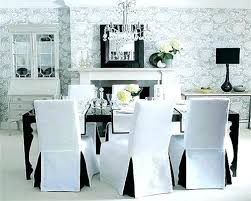 Sure Fit Dining Chair Slipcover Dining Room Chair Covers Medium Size Of Chair And Table