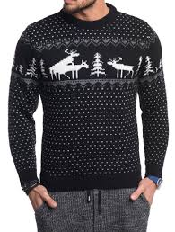 reindeer sweater nohow style
