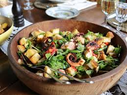 best 25 panzanella recipe ideas on bread salad ina
