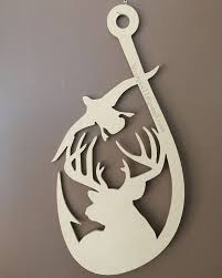 Duck Hunting Bathroom Decor Hooked On The Outdoors 1 Another Original And Exclusive C U0026c