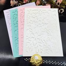 Snowflake Wedding Invitations Compare Prices On Snowflake Wedding Invitation Online Shopping