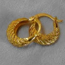 design of earrings earrings gold plated basket design earrings online shopping