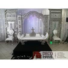 location canapé mariage location de décor pour henné et mariage
