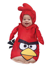 Halloween Costumes Infant Angry Birds Red Bird Baby Halloween Costume Infant Size