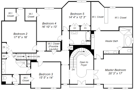 3 level split floor plans apartments 2 level floor plans french chateau built in on a cul