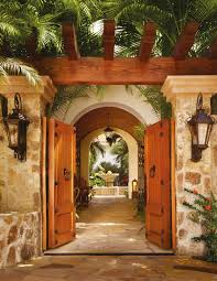 Spanish Colonial House by Spanish Colonial And On Pinterest Arafen