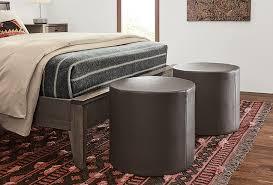 Lind Ottoman Expert Design Advice Favorite Leather Ottomans Room Board