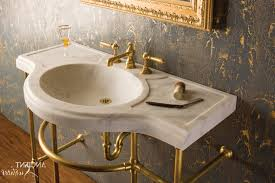 become natural in bathroom with stone forest sinks discount