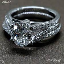 glass wedding rings 26 best verragio images on wedding
