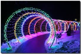 Botanical Gardens Lights Green Bay Botanical Gardens Festival Of Lights Winter
