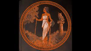 athena greek goddess of wisdom mythology youtube