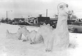 Worst Blizzard In History by Amarillo Texas Hit By 2nd Biggest Snowstorm On Record Wichita