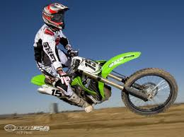 motocross bike videos 2009 kawasaki kx450f shootout photos motorcycle usa