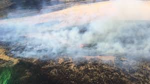 Eastern Washington Wildfire Update by East Saddle Fire 80 Percent Contained Krem Com