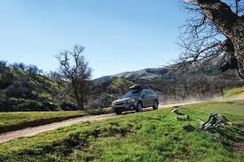 subaru outback offroad subaru outback gets fresh styling and more refinement for 2018
