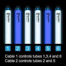 t5 aquarium light fixture 6ft 6 t5 fluorescent aquarium lighting pendant unit light iquatics