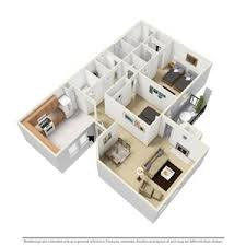 3 Bedroom Apartments Fort Worth Enclave At City View Apartments 5401 Overton Ridge Boulevard