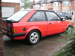 Ford Escort 1983 Mk3 1983 Xr3i For Sale Taxed Tested Cheap Classic Insurance