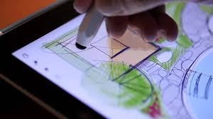 Home Landscape Design Pro 17 7 For Windows by Landscape Sketch On Ipad Youtube