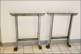 Bench Metal Work Bench Lyon Work Bench Vintage Industrial Table Legs Metal Work