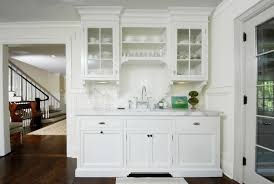 Glass Door Kitchen Cabinets White Glass Door Kitchen Cabinets Awesome Design With