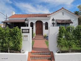 spanish bungalow in larchmont village los angeles filming