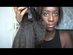 knappy clip in hair extensions how to install clip in extension on short thin hair knappy hair