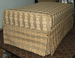 Recover Ottoman Recover Or Reupholster Ottoman And Simple Diy Reupholster