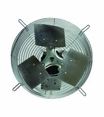 TPI Corporation CE 14 D Direct Drive Exhaust Fan Guard Mounted