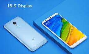 Xiaomi Redmi 5 Plus Xiaomi Redmi 5 Plus Fingerprint 5 99 Inch 4gb Ram 64gb Snapdragon