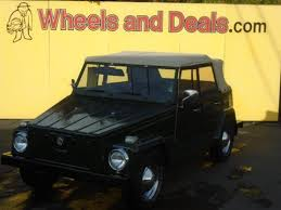 Vw Thing Side Curtains Volkswagen Thing For Sale Carsforsale Com