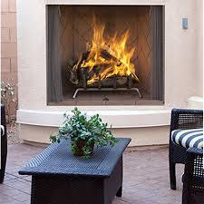 the best outdoor wood burning fireplace gazebo decoration