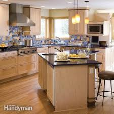Ideas For Remodeling A Kitchen 10 Tips For A Happy Kitchen Remodel Family Handyman