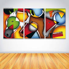 abstract horse art promotion shop for promotional abstract horse