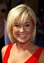 hairstyle wedge at back bangs at side 30 best short hairstyles for round faces short hairstyles 2016