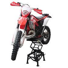 motocross bike lift 7 hydraulic mx stand table lift