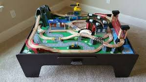 imaginarium train table 100 pieces image result for imaginarium train table track layout kids room