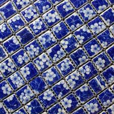 Top  Best Blue Mosaic Tile Ideas On Pinterest Mosaic Tile - Wall mosaic designs
