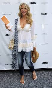 christie brinkley christie brinkley s wikifeet