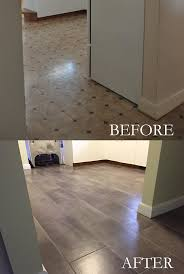 Laminate Floor Sticky After Cleaning Installing Peel And Stick Vinyl Tile For Realists