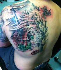 toomer u0027s corner tattoo an auburn fan u0027s tribute saturday down south