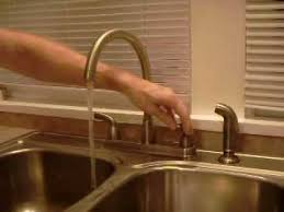 peerless kitchen faucet how to fix peerless kitchen faucet 2 handle