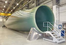 siemens officially inaugurates new wind turbine blade factory in