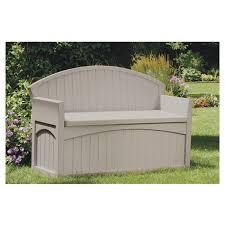 wood rubbermaid storage bench organize rubbermaid storage bench