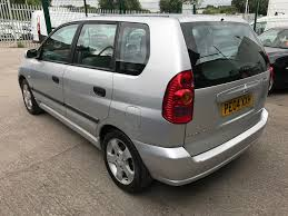 2004 mitsubishi spacestar 1 3 mot 01 18 lots of service