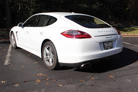 Porsche Panamera Edition - 2013 porsche panamera platinum edition stock p014743 for sale